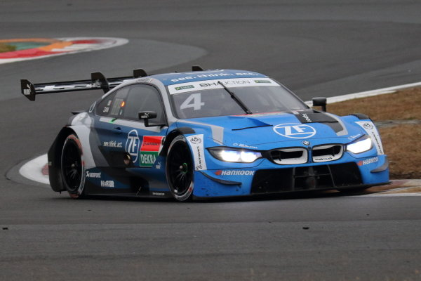 Super GT - DTM Dream Race. Alex Zanardi, BMW Team  RBM, BMW M4 Turbo DTM, in race two