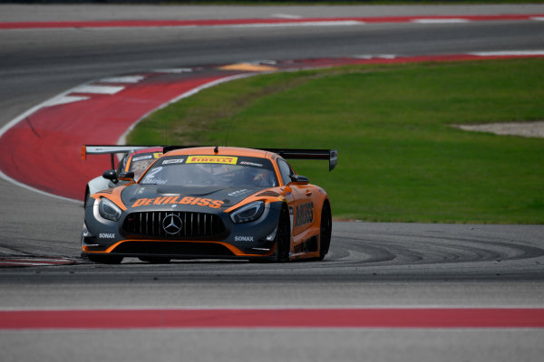 Pirelli World Challenge Grand Prix of Texas Circuit of The Americas, Austin, TX USA Sunday 3 September 2017 Ryan Dalziel/Daniel Morad World Copyright: Richard Dole/LAT Images ref: Digital Image RD_COTA_PWC_17309
