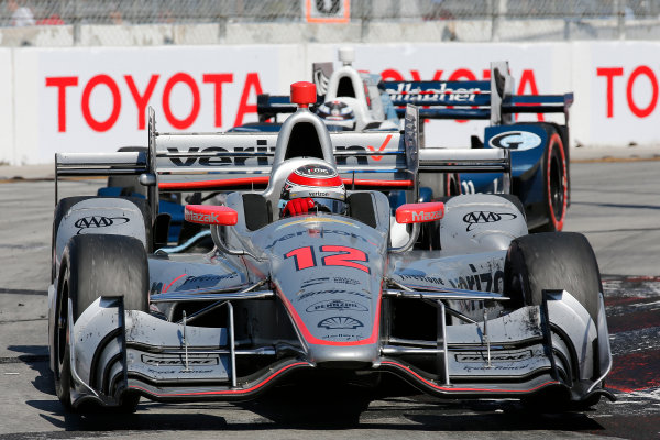 2017 Verizon IndyCar Series Toyota Grand Prix of Long Beach Streets of Long Beach, CA USA Sunday 9 April 2017 Will Power World Copyright: Perry Nelson/LAT Images ref: Digital Image nelson_lb_0409_3744