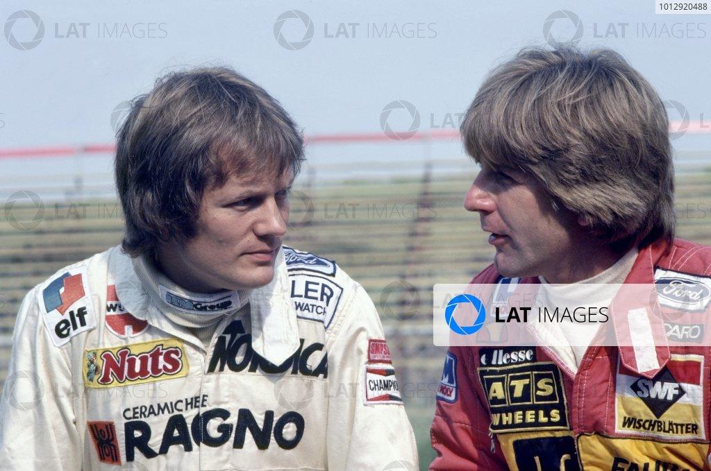 1982 Dutch Grand Prix.