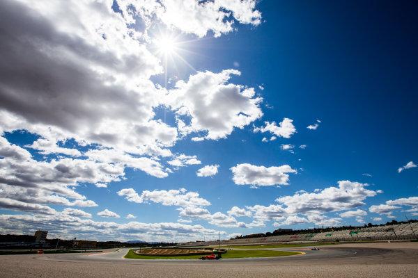 2016 GP3 Series Testing. Circuit Ricardo Tormo, Valencia, Spain. Friday 8 April 2016. Jack Aitken (GBR, Arden International). World Copyright: Zak Mauger/LAT Photographic. ref: Digital Image _79P8020