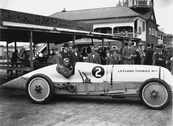 1924 BARC Whitsun Monday Meeting.