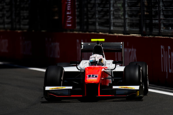 2017 FIA Formula 2 Round 4. Baku City Circuit, Baku, Azerbaijan. Friday 23 June 2017. Jordan King (GBR, MP Motorsport)  Photo: Zak Mauger/FIA Formula 2. ref: Digital Image _54I9650