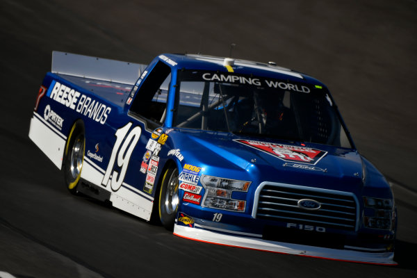NASCAR Camping World Truck Series winstaronlinegaming.com 400 Texas Motor Speedway, Ft. Worth, TX USA Thursday 8 June 2017 Austin Cindric, Draw-Tite / Reese Brands Ford F150 World Copyright: Scott R LePage LAT Images ref: Digital Image lepage-170608-TMS-0248