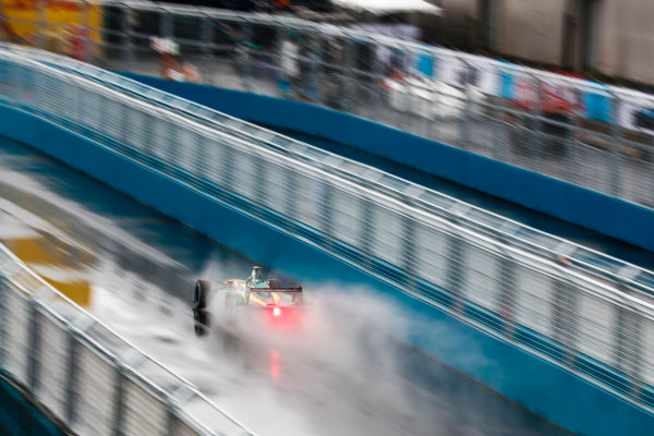 2016/2017 FIA Formula E Championship. Round 9 - New York City ePrix, Brooklyn, New York, USA. Friday 14 July 2017. Daniel Abt (GER), ABT Schaeffler Audi Sport, Spark-Abt Sportsline, ABT Schaeffler FE02. Photo: Sam Bloxham/LAT/Formula E ref: Digital Image _J6I2835