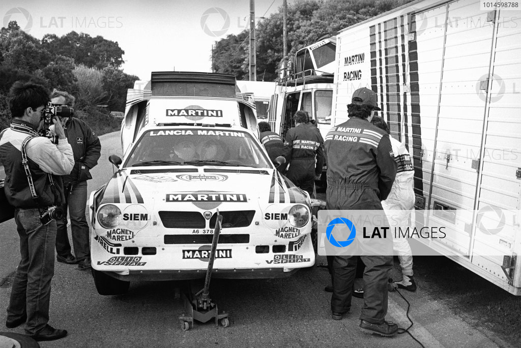 1986 World Rally Championship.