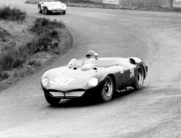 Nurburgring, Germany. 27th May 1962. Rd 7.