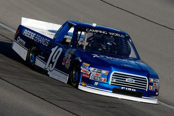 NASCAR Camping World Truck Series TheHouse.com 225 Chicagoland Speedway, Joliet, IL USA Thursday 14 September 2017 Austin Cindric, Draw-Tite / Reese Brands Ford F150 World Copyright: Lesley Ann Miller LAT Images