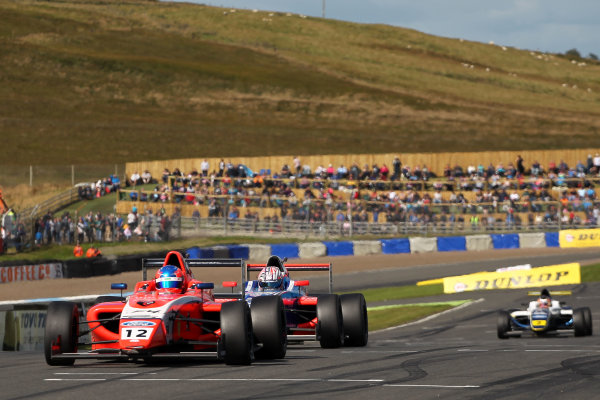 2017 British F4 Championship, Knockhill, 12th-13th August 2017, Sam Smelt (GBR)  GW Motorsport British F4 World copyright. JEP/LAT Images