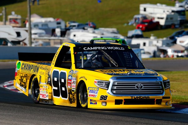 NASCAR Camping World Truck Series Chevrolet Silverado 250 Canadian Tire Motorsport Park Bowmanville, ON CAN Saturday 2 September 2017 Grant Enfinger, Ride TV Toyota Tundra World Copyright: Russell LaBounty LAT Images