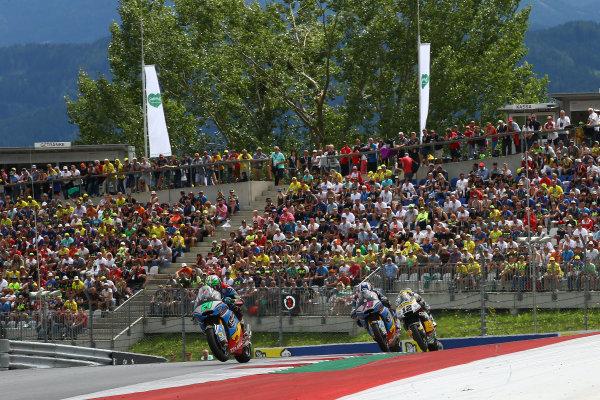 2017 Moto2 Championship - Round 11 Spielberg, Austria Sunday 13 August 2017 Franco Morbidelli, Marc VDS World Copyright: Gold and Goose / LAT Images ref: Digital Image 687120