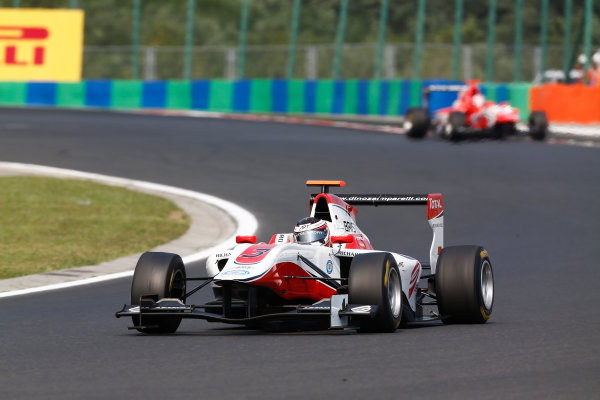 2014 GP3 Series Round 5. Hungaroring, Budapest, Hungary. Sunday 27 July 2014. Dino Zamparelli (GBR, ART Grand Prix)  Photo: Sam Bloxham/GP3 Series Media Service. ref: Digital Image _SBL8623