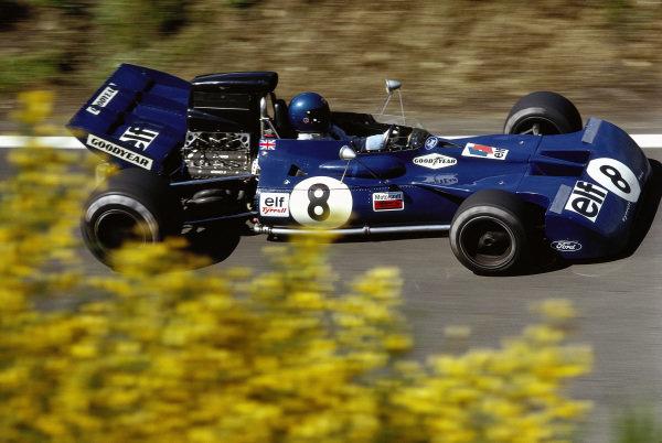 Patrick Depailler, Tyrrell 004 Ford.