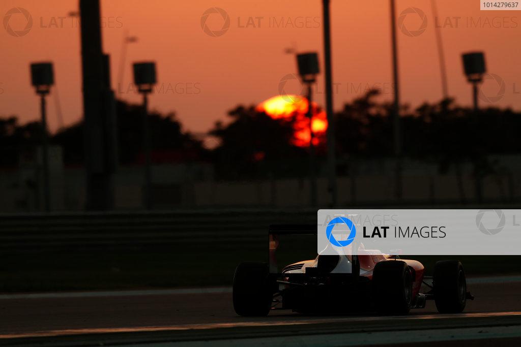 Test 4 - Yas Marina, Abu Dhabi