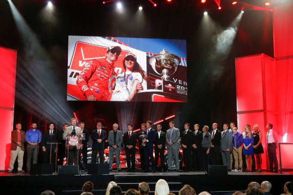 31 August, 2015, San Francisco, California, USA The Championship team © 2015, Michael L. Levitt LAT Photo USA