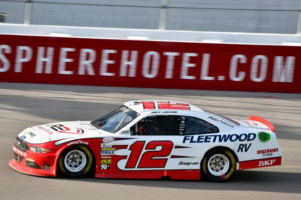 2017 NASCAR Xfinity Series - Boyd Gaming 300 Las Vegas Motor Speedway - Las Vegas, NV USA Saturday 11 March 2017 Joey Logano World Copyright: Nigel Kinrade/LAT Images ref: Digital Image 17LAS1nk06069