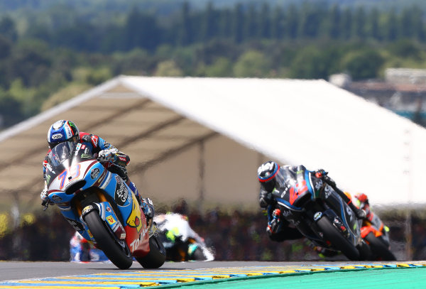 2017 Moto2 Championship - Round 5 Le Mans, France Sunday 21 May 2017 Alex Alex Marquez, Marc VDS World Copyright: Gold & Goose Photography/LAT Images ref: Digital Image 671683