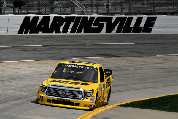 NASCAR Camping World Truck Series Alpha Energy Solutions 250 Martinsville Speedway, Martinsville, VA USA Friday 31 March 2017 Cody Coughlin World Copyright: Scott R LePage/LAT Images ref: Digital Image lepage-170331-mv-0339