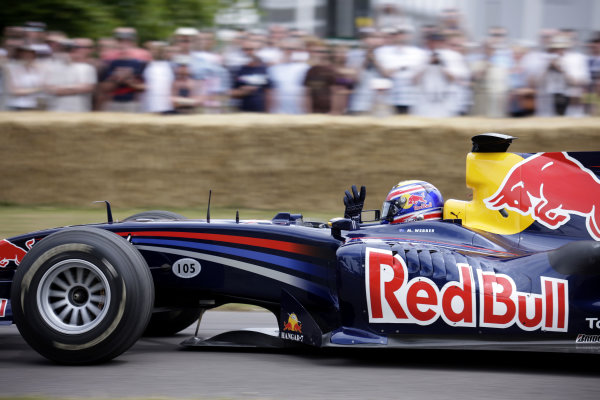 Goodwood Estate, West Sussex. 3rd - 5th July 2009.