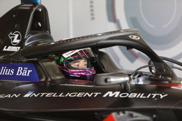 Jann Mardenborough (GBR), Rookie Test Driver for Nissan e.Dams, Nissan IMO2