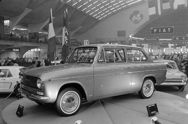 OSI Ford Anglia Torino