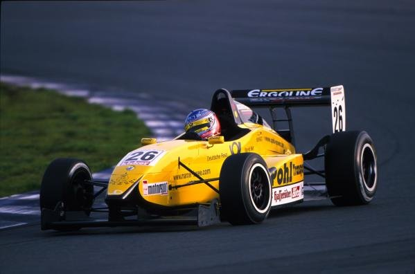 Marcel Lasee (GER) lead from start to finish and took the 2001 Championship title.