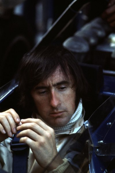 1970 Belgian Grand Prix.Spa-Francorchamps, Belgium.5-7 June 1970.Jackie Stewart (Tyrrell).Ref-70 BEL 42.World Copyright - LAT Photographic