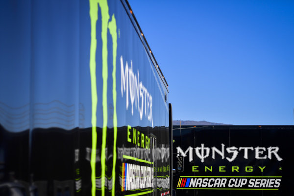 Monster Energy haulers