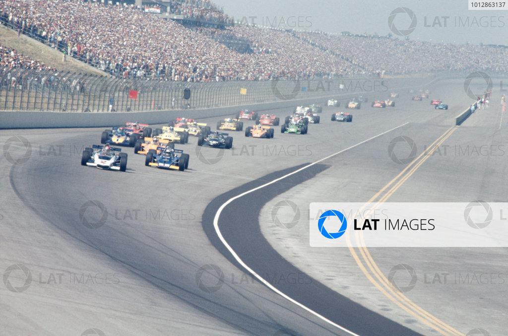 1971 USAC Indycar Series.