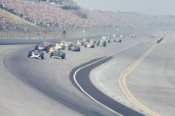 1971 USAC Indycar Series.
