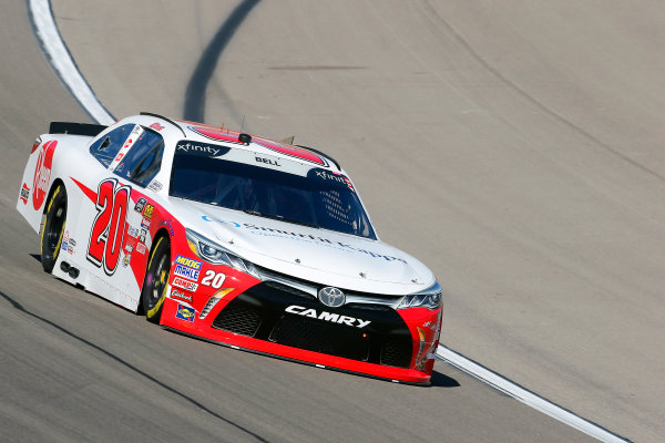 NASCAR Xfinity Series Boyd Gaming 300 Las Vegas Motor Speedway, Las Vegas, NV USA Friday 2 March 2018 Christopher Bell, Joe Gibbs Racing, Toyota Camry Rheem-Smurfit Kappa World Copyright: Russell LaBounty NKP / LAT Images