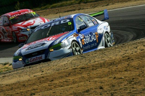 Mark Winterbottom (AUS), Ford.Australian V8 Supercars, Rd3, Barbagallo Raceway, Perth, Australia, 14 May 2006.DIGITAL IMAGE