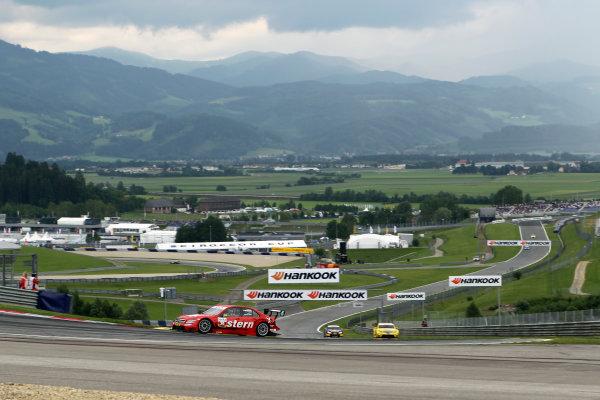 Renger van der Zande (NDL), stern AMG Mercedes.DTM, Rd3, Red Bull Ring, Spielberg, Austria. 3-5 June 2011.World Copyright: LAT Photographicref: Digital Image dne1103ju14