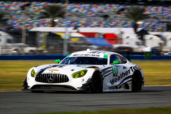 5-8 January, 2017, Daytona Beach, Florida USA 50, Mercedes, Mercedes AMG GT3, GTD, Gunnar Jeannette ©2017, Barry Cantrell LAT Photo USA