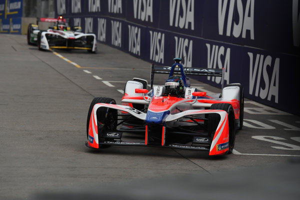 2017/2018 FIA Formula E Championship. Round 1 - Hong Kong, China. Saturday 02 December 2018. Nick Heifeld (GER), Mahindra Racing, Mahindra M4Electro. Photo: Mark Sutton/LAT/Formula E ref: Digital Image DSC_8357
