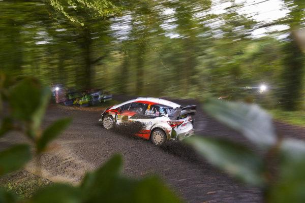 Kris Meeke (GB), Toyota Gazoo Racing WRT, Toyota Yaris WRC 2019
