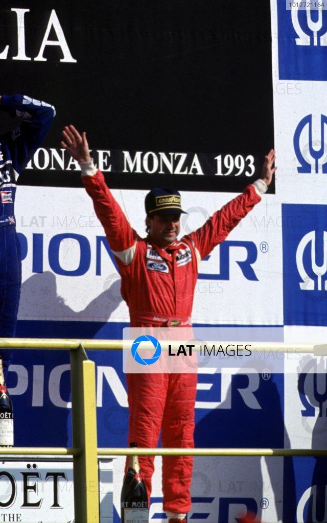 1993 Italian Grand Prix.
