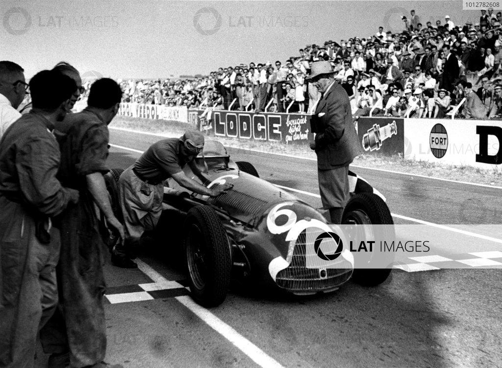 1951 French Grand Prix.