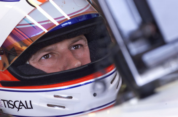 2001 Spanish Grand PrixCatalunya, Barcelona, Spain. 27-29 April 2001.Olivier Panis (B.A R. Honda) 8th position.World Copyright - Steve Etherington/LAT Photographicref: 18 mb Digital Image