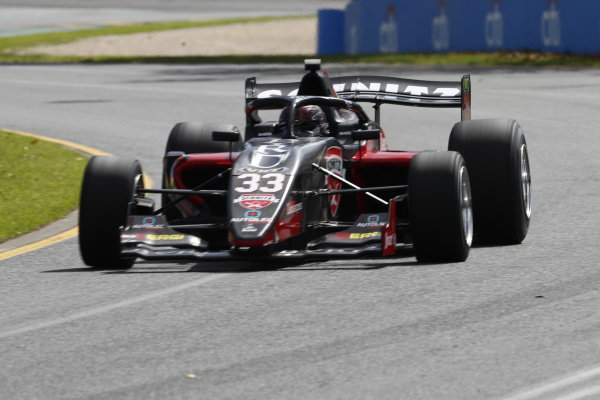 James Davison (AUS) Team BRM