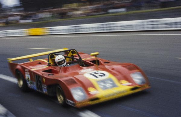 Jacky Ickx / Brian Redman, Ferrari SEFAC SpA, Ferrari 312PB.