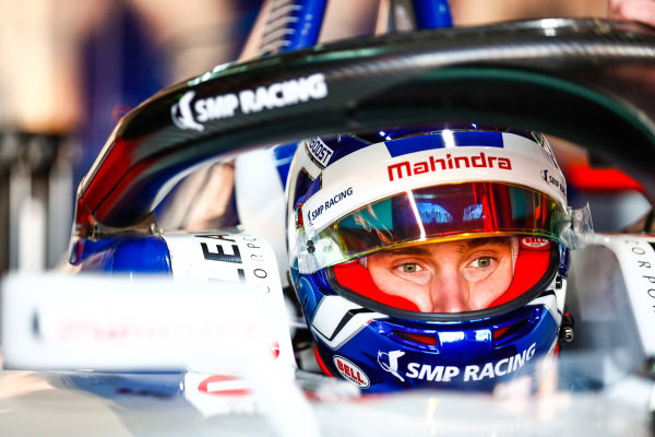 Sergey Sirtokin (RUS), Mahindra Racing, M5 Electro