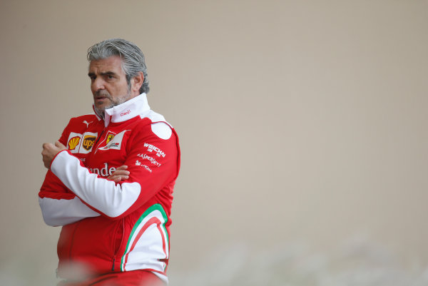 Bahrain International Circuit, Sakhir, Bahrain. Thursday 31 March 2016. World Copyright: Sam Bloxham/LAT Photographic ref: Digital Image _L4R5474