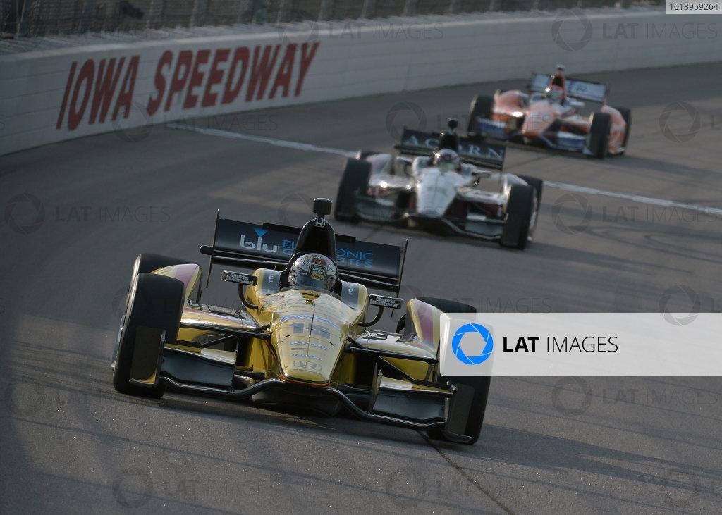 2013 IndyCar Iowa