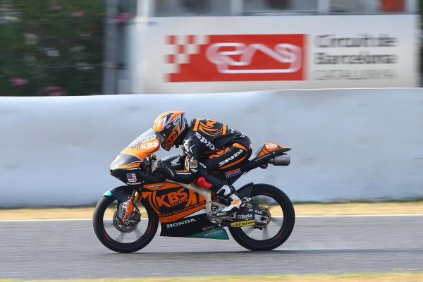 2017 Moto3 Championship - Round 7 Circuit de Catalunya, Barcelona, SpainFriday 9 June 2017 Adam Norrodin, SIC Racing Team World Copyright: Gold & Goose Photography/LAT Images ref: Digital Image 675654