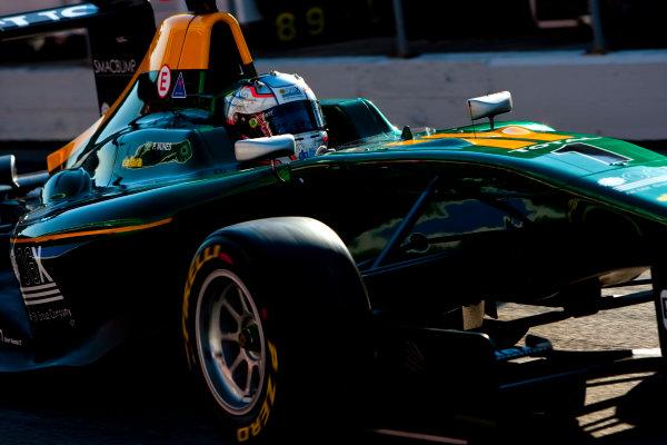 Circuit de Catalunya, Barcelona, Spain. 30th May 2011. Friday First Practice. Pedro Nunes, (BRA, Lotus ART). Action. Photo: Alastair Staley/GP3 Media Service. ref: Digital Image _O9T6847