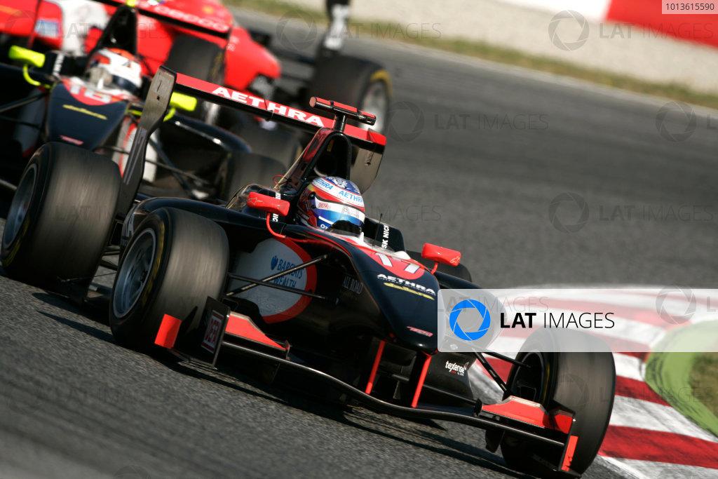 2011 GP3 Series. Round 2.