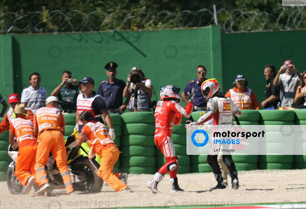 2009 MotoGP Championship - San Marino.