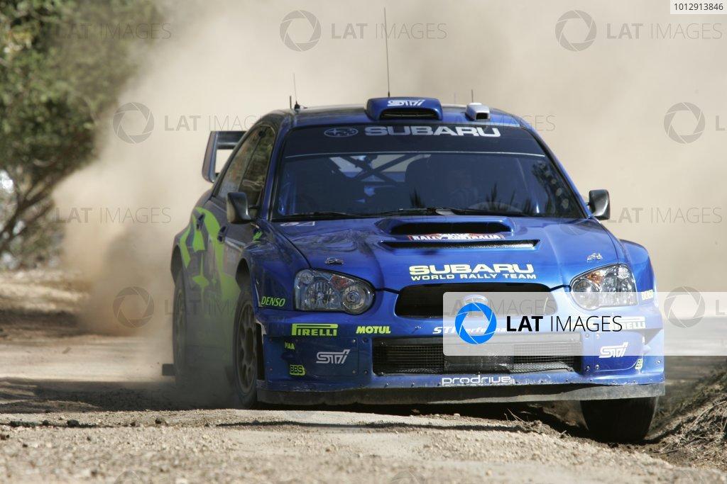 2005 FIA World Rally Champs. Round Sixteen,