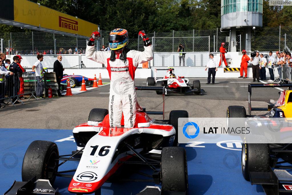 GP3 Series: Monza, Italy